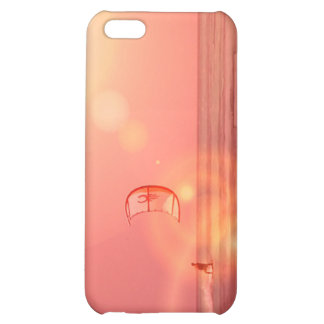 Kiteboarding Sunset iPhone Case iPhone 5C Cover
