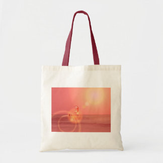 Kiteboarding Sunset Tote Bag