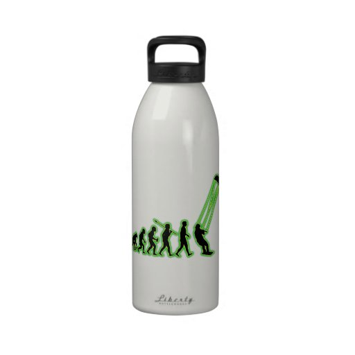 Kiteboarding Reusable Water Bottle