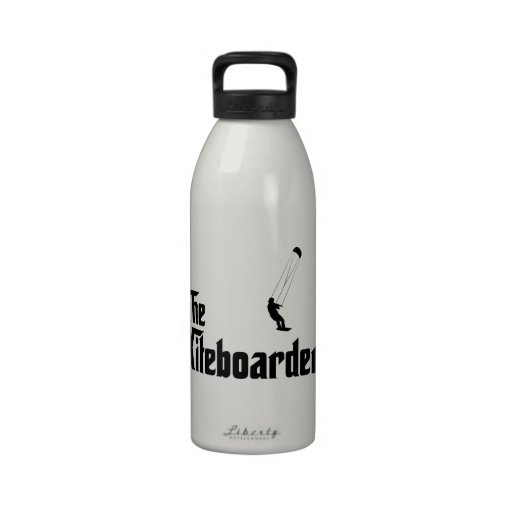Kiteboarding Reusable Water Bottles