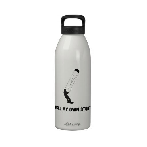 Kiteboarding Drinking Bottle