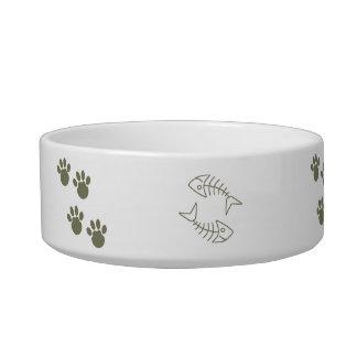 kiten plate cat water bowls