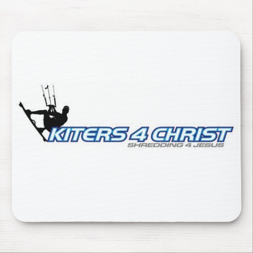 Kiters4Christ Tapete De Raton