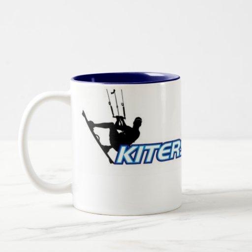 Kiters4Christ Tazas De Café