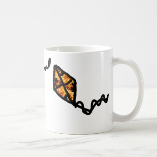 Kites all over the cup