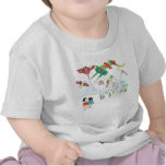 Kites in China infant T Tshirt