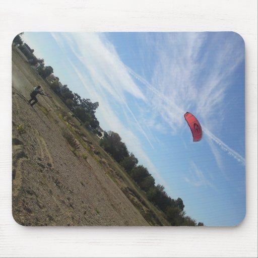 Kitesurf Alfombrilla De Raton