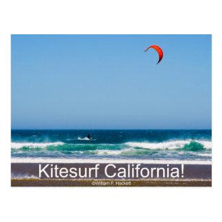 ¡Kitesurf California! Productos Tarjeta Postal