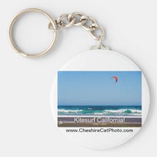 Kitesurf California! Products Keychain