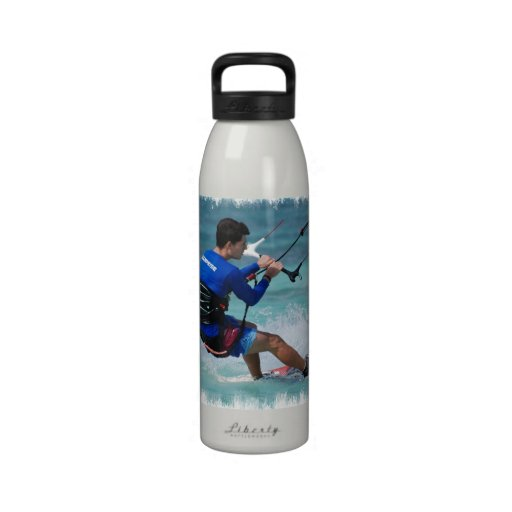 Kitesurf Water Bottle