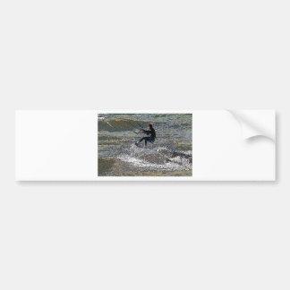 Kitesurfer3 Bumper Sticker