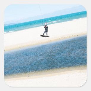 SANCTUARIES EDGE WINDSURFING WIND SURFSURFING STICKER  DECAL WATERSPORTS