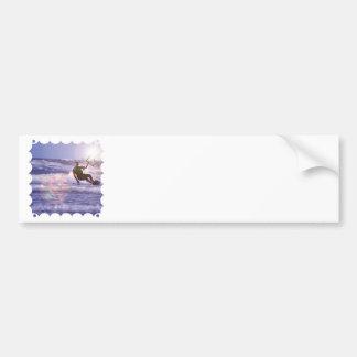Kitesurfer Bumper Stickers
