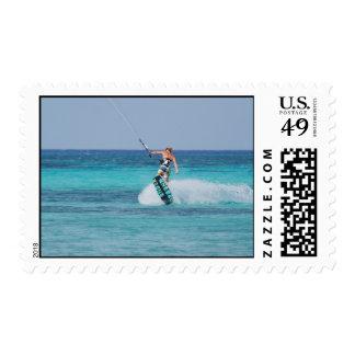 Kitesurfer de salto envio