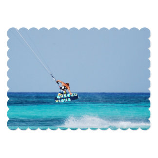 Kitesurfer Grab Announcements