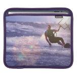 Kitesurfer iPad Sleeve