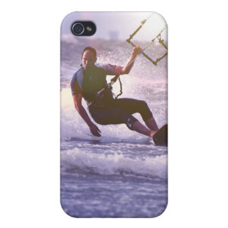 Kitesurfer iPhone 4 Case
