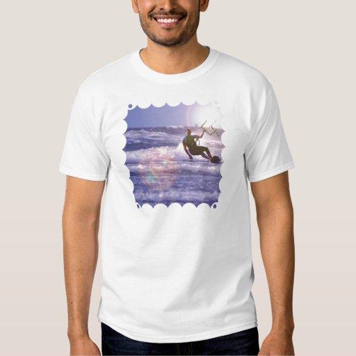 Kitesurfer Menn's T-Shirt