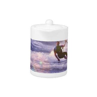Kitesurfer Teapot