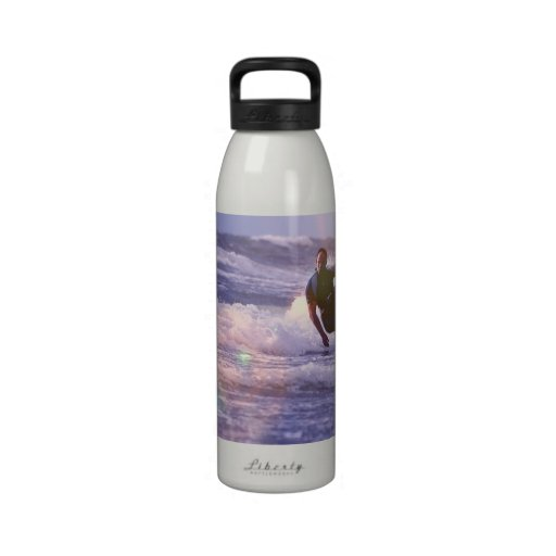 Kitesurfer Water Bottle