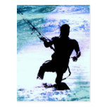 kitesurfing-3 tarjeta postal