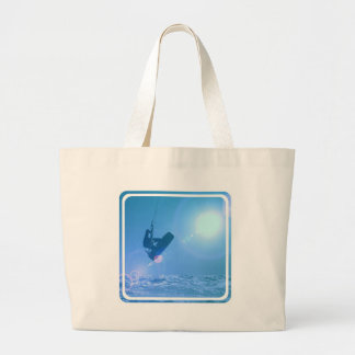 Kitesurfing Air Canvas Bag
