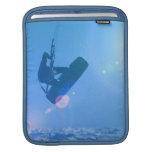 Kitesurfing Air iPad Sleeve