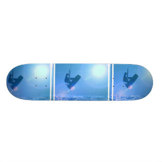 Kitesurfing Air Skateboard