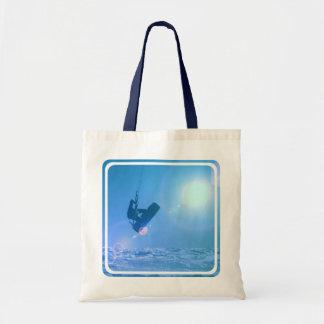 Kitesurfing Air Small Tote Bag