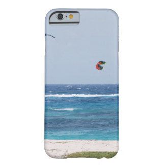 Kitesurfing Beach Barely There iPhone 6 Case