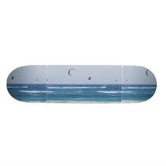 Kitesurfing Beach Custom Skate Board