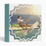 Kitesurfing Binder