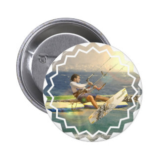 Kitesurfing Button