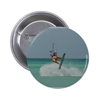 Kitesurfing Flip Button