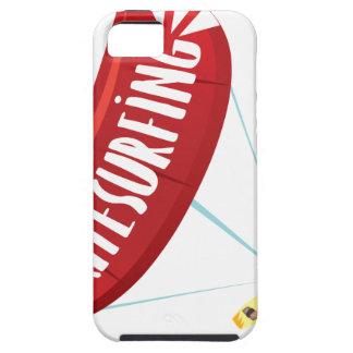 Kitesurfing Guy iPhone SE/5/5s Case