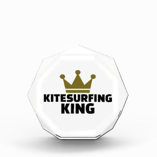 Kitesurfing king award