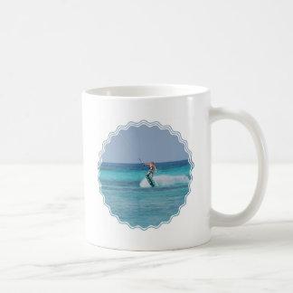 Kitesurfing Liftoff Classic White Coffee Mug