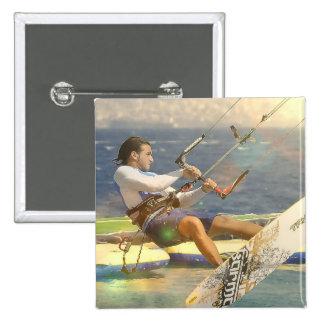 Kitesurfing Pin