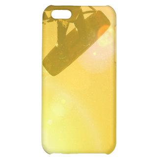 Kitesurfing Silhouette iPhone 4 Case