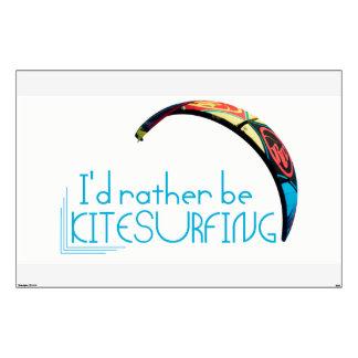 Kitesurfing Wall Sticker