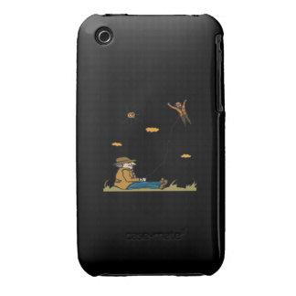 Kiting 2 iPhone 3 Case-Mate fundas