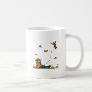 Kiting 2 taza de café