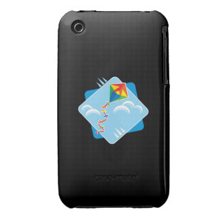 Kiting 3 Case-Mate iPhone 3 cárcasas