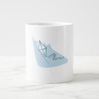 Kiting 4 taza de café gigante