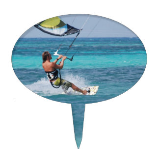 Kiting Cake Toppers