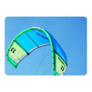 "Kiting Invitación 5"" X 7"""