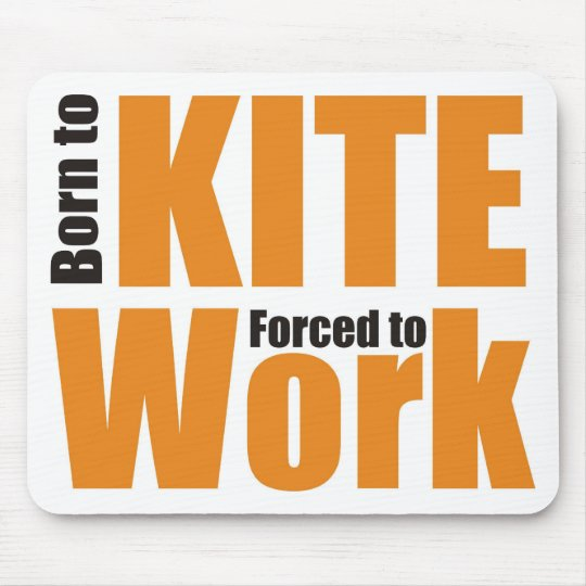 kiting mouse pad