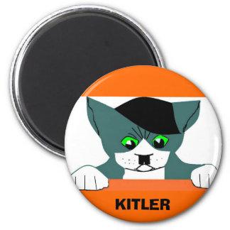 KITLER REFRIGERATOR MAGNET