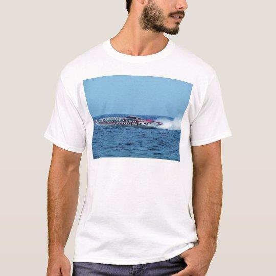 Kiton offshore powerboat. T-Shirt
