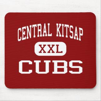 Kitsap central - Cubs - joven - Silverdale Alfombrillas De Ratón